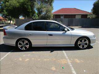 2005 HOLDEN COMMODORE SV6 VZ 05 UPGRADE 4D SEDAN