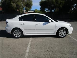 2007 MAZDA MAZDA3 MAXX SPORT BK MY06 UPGRADE 4D SEDAN