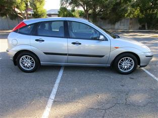 2005 FORD FOCUS LX LR 5D HATCHBACK