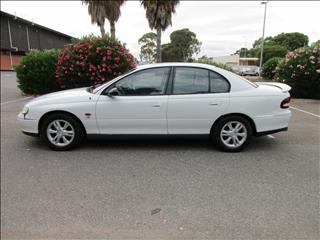 2000 HOLDEN COMMODORE ACCLAIM VTII 4D SEDAN