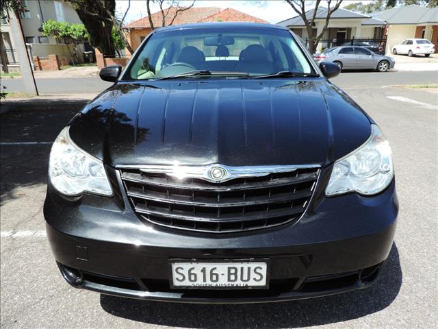2009 CHRYSLER SEBRING TOURING JS 4D SEDAN