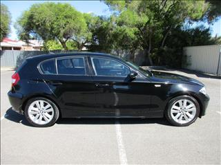 2007 BMW 1 20i E87 5D HATCHBACK