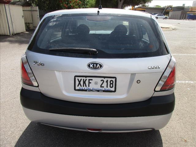 2006 KIA RIO EX JB 5D HATCHBACK