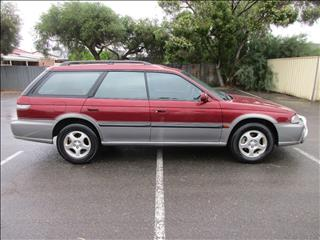 1999 SUBARU OUTBACK LIMITED MY00 4D WAGON