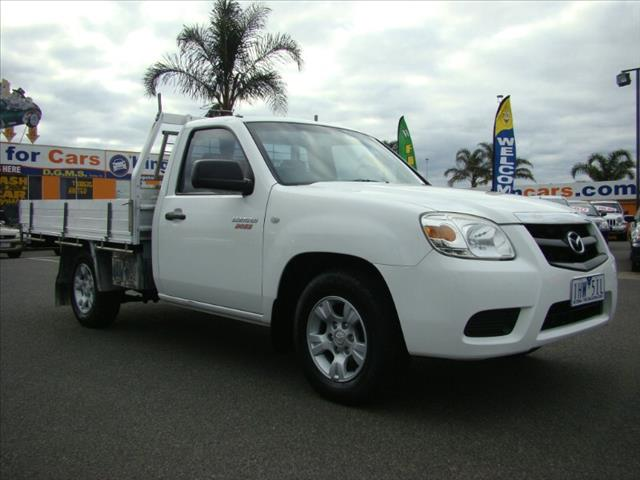 2009  MAZDA BT-50 DX B2500 Boss CAB CHASSIS