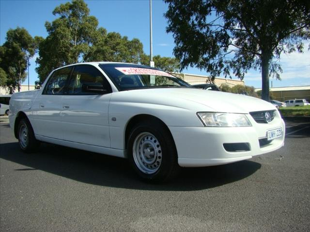 2006  HOLDEN CREWMAN  VZ MY06 UTILITY