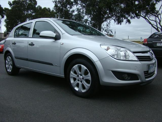 2008  HOLDEN ASTRA 60th Anniversary AH MY08.5 HATCHBACK