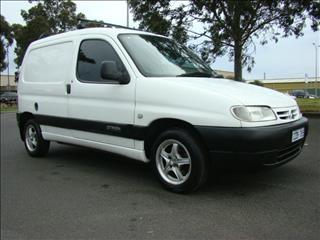 2002  CITROEN BERLINGO   VAN