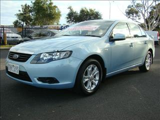 2010  FORD FALCON XT FG SEDAN
