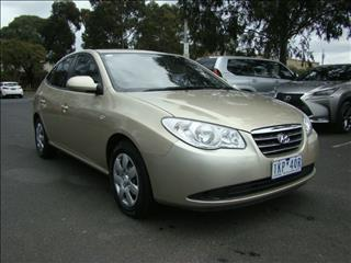 2006  HYUNDAI ELANTRA SLX HD SEDAN