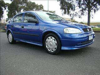 2004  HOLDEN ASTRA Classic TS MY04.5 SEDAN