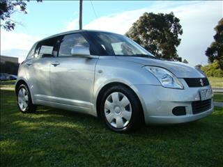 2007  SUZUKI SWIFT  RS415 HATCHBACK
