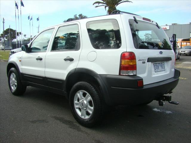 2003  FORD ESCAPE XLT ZA WAGON