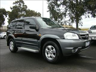 2003  MAZDA TRIBUTE CLASSIC MY03 WAGON