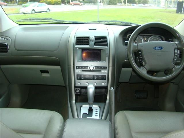 2005  FORD TERRITORY Ghia RWD SX WAGON