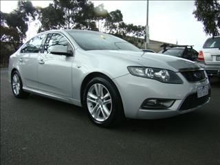2009  FORD FALCON G6 FG SEDAN