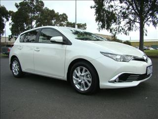 2016  TOYOTA COROLLA ASCENT SPORT ZRE182R HATCHBACK