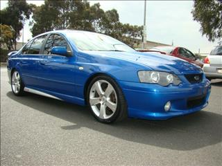 2004  FORD FALCON XR8 BA SEDAN