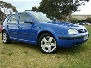 2002  VOLKSWAGEN GOLF GLE 4th Gen HATCHBACK