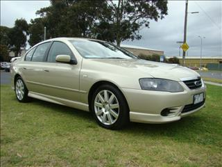 2008  FORD FALCON SR BF Mk II SEDAN