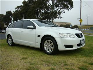 2012  HOLDEN COMMODORE OMEGA VE II MY12 WAGON