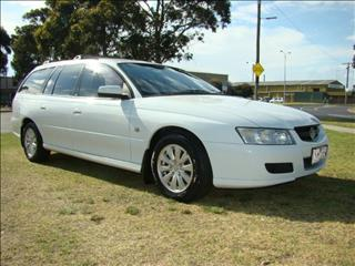 2007  HOLDEN COMMODORE ACCLAIM VZ@VE MY07 WAGON