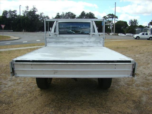 1999  FORD COURIER GL PE CAB CHASSIS