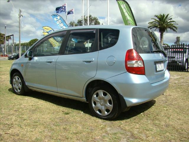2005  HONDA JAZZ GLi GD MY05 HATCHBACK