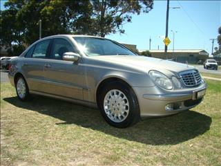 2003  MERCEDES-BENZ E320 Elegance W211 SEDAN