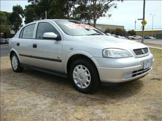 2003  HOLDEN ASTRA City TS MY03 HATCHBACK