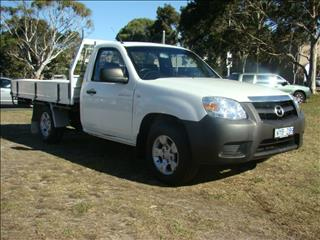 2008  MAZDA BT-50 DX UNY0W4 CAB CHASSIS