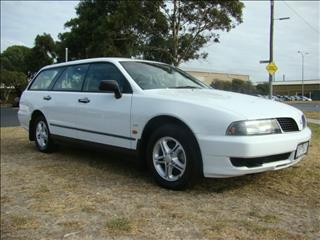 2003  MITSUBISHI MAGNA Executive TJ Series 2 WAGON