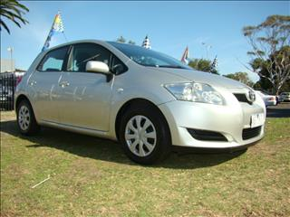 2009  TOYOTA COROLLA Ascent ZRE152R HATCHBACK