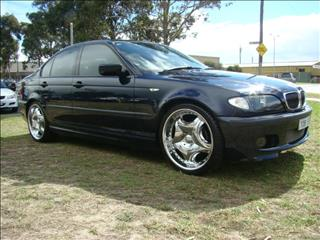 2004  BMW 320I Sport Steptronic E46 MY2004 SEDAN