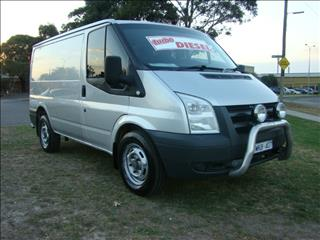 2008  FORD TRANSIT LOW ROOF SHORT WHEEL VM VAN