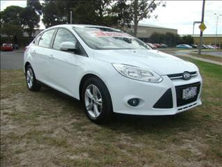 2013  FORD FOCUS TREND PWRSHIFT LW MKII HATCHBACK