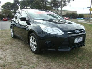2012  FORD FOCUS Ambiente PwrShift LW HATCHBACK