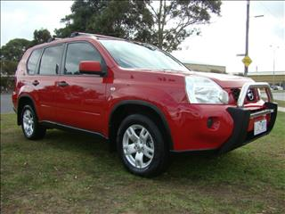 2009  NISSAN X-TRAIL Adventure T31 WAGON