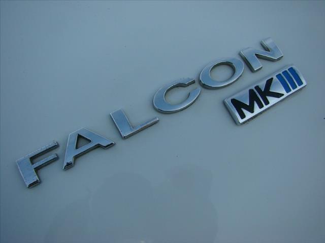 2010  FORD FALCON XT BF MK III WAGON