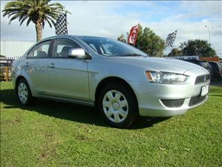 2009  MITSUBISHI LANCER ES CJ MY09 SEDAN