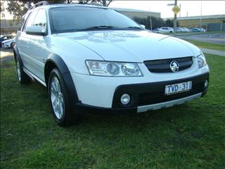 2005  HOLDEN ADVENTRA CX6 VZ WAGON