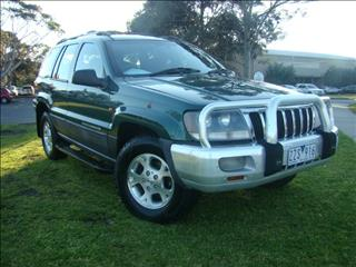 1999  JEEP GRAND CHEROKEE Laredo WJ WAGON