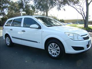2007  HOLDEN ASTRA CD AH MY07.5 WAGON