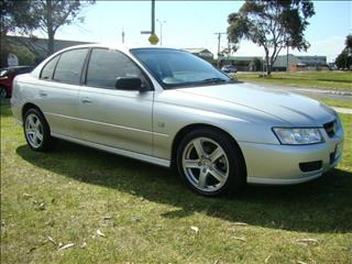 2006  HOLDEN COMMODORE Executive VZ MY06 SEDAN
