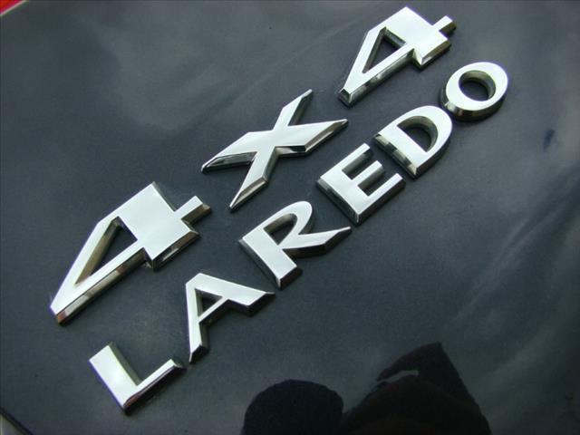 2012  JEEP GRAND CHEROKEE LAREDO WK MY2012 WAGON