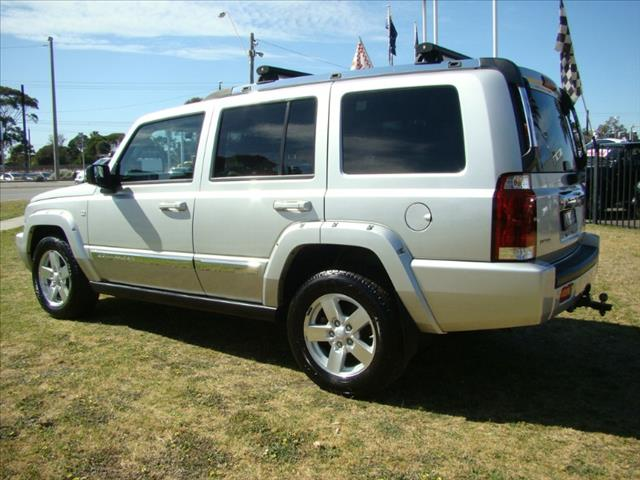 2006  JEEP COMMANDER Limited XH WAGON