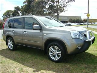 2011  NISSAN X-TRAIL TS T31 Series IV WAGON