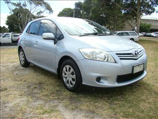 2010  TOYOTA COROLLA Ascent ZRE152R MY10 HATCHBACK
