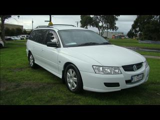2007  HOLDEN COMMODORE EXECUTIVE VZ@VE MY07 WAGON