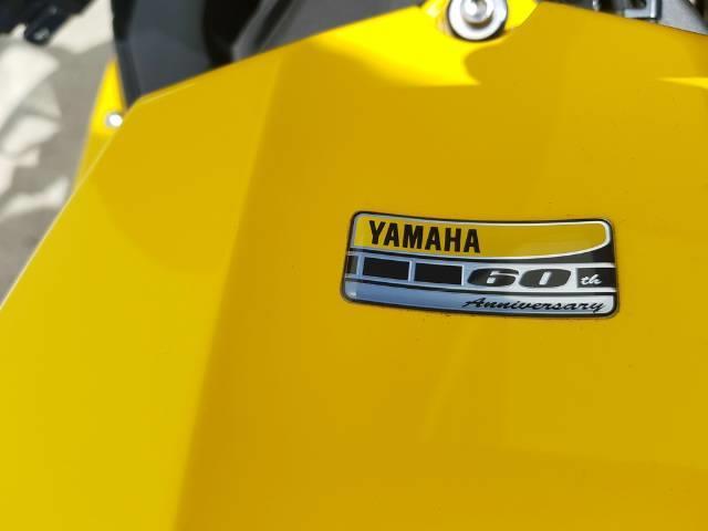 2016  YAMAHA YZF-R1 60TH ANNIVERSARY  CYCLE